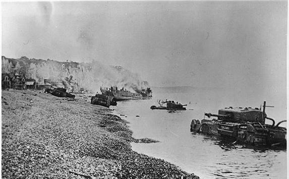 The Anniversary of the Dieppe Raid - George C. Marshall Foundation